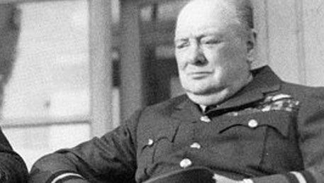 Churchill, le militaire