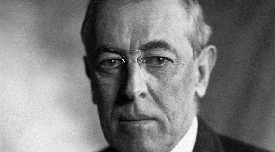 De Wilson à Roosevelt, les États-Unis : un leadership en question