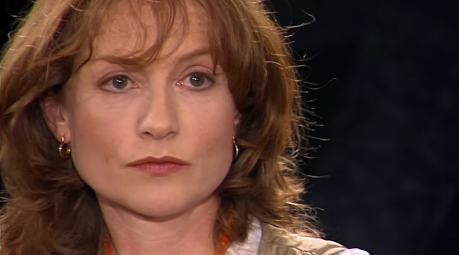 Isabelle Huppert, message personnel