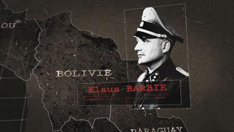 Klaus Barbie, la traque
