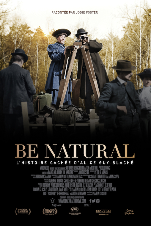 Be Natural. L'histoire cachée d'Alice Guy-Blaché